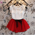New Little girl long sleeve dress my pony clothes cartoon kids party tutu Autumn Spring Cute Clothes New 2-8Y