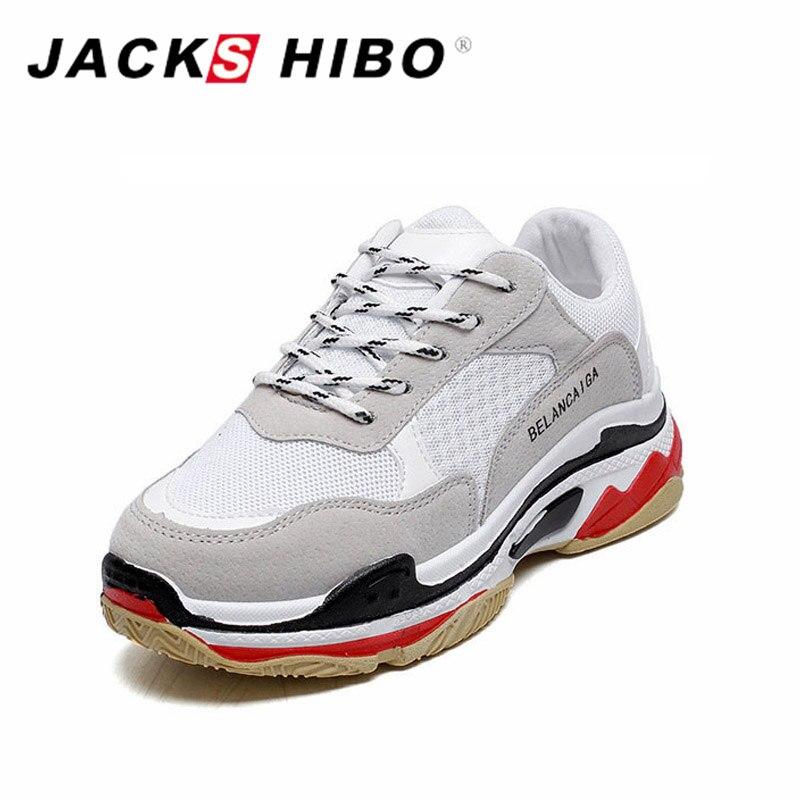 JACKSHIBO/модные женские туфли кроссовки ретро Лоскутная Женская обувь Повседневное женская обувь на платформе Размеры 35–40