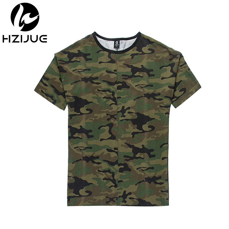 89d81c20 Detail Feedback Questions about 2018 Hot Quality New Fashion Camouflage  Swag Kanye West Tees Tops Hip hop Men T Shirt With Camo Printed Short  Sleeves T ...
