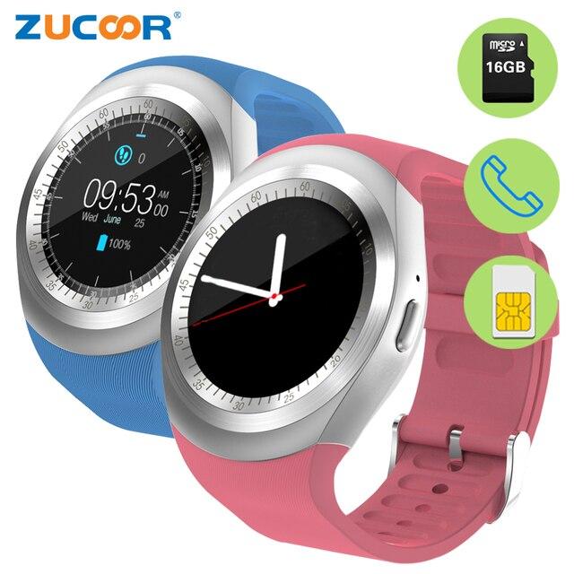 Whatsapp Bilder Sd Karte.Us 26 92 Bluetooth Smart Watch Zw94 Armbanduhr Runden Touch Screen Unterstützung Sim Tf Sd Karte Facebook Whatsapp Erinnerung Für Android Uhr
