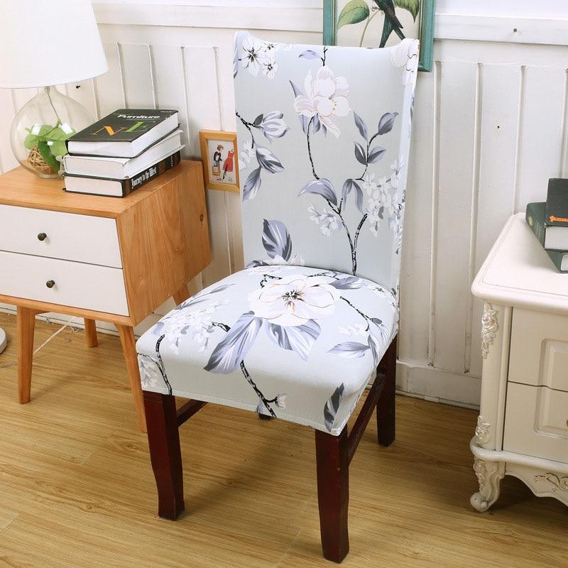 Fundas para sillas de comedor cheap spandex chair covers - Fundas sillas comedor ...