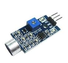 FREE SHIPPING 5PCS LOT Sound Sensor Module High Sensitivity Electret Condenser Microphone ECM