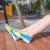 ZNPNXN Mulheres Sandálias Sapatos de Verão Respirável Sapatos de Geléia Plana Sandálias da Geléia Das Mulheres Do Dedo Do Pé Aberto Sandalias Mujer