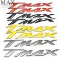 "MOTOR Motorcycle Emblem Badge Decal 3D Tank Wheel Logo ""TMAX"" Sticker For YAMAHA TMAX530 500"