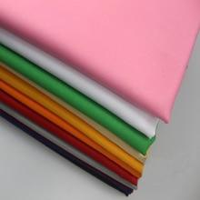 Twill Woven Gabardine Fabric 100% Polyester 150cm Width for Working Wear