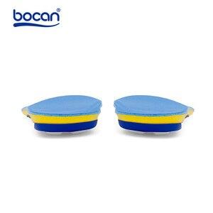 Image 3 - Bocan memory foam einlegesohlen gel schuh einlegesohlen Dämpfung gel einlegesohle arch unterstützung für männer/frauen