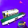 FR800 автоматическая машина для запечатывания алюминиевой фольги  полиэтиленовый пакет  машина для непрерывной запечатывания пленки  упаков...