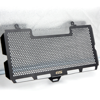 for Motorcycle Motorbike Stainless Radiator Bezel Guard Cover Grille Protector For BMW F650GS F700GS F800GS GS F650 F700 F80
