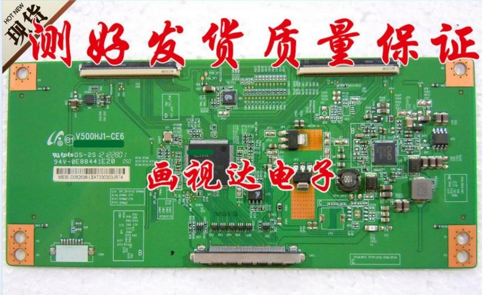 V500hj1-ce6 V500HJ1-CE1 Connect With Logic Board  T-CON Connect Board