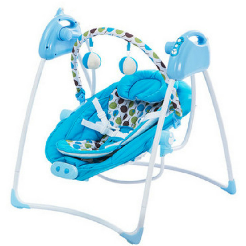 Aliexpress.com  Buy Blue Dot baby electric rocking chair bouncer intelligent baby swing chair placarders bb chaise lounge music concentretor from Reliable ...  sc 1 st  AliExpress.com : chaise lounge music - Sectionals, Sofas & Couches