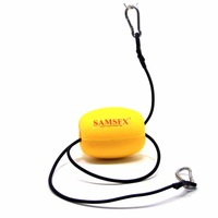 SAMS Rowing Boats Fishing Float Floating Accessory Leash Float Kayak Drift Anchor Grip Kayak Accessory Tow