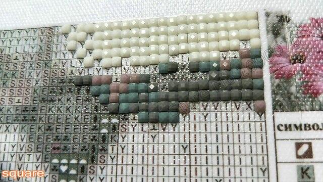 5D bricolage broderie diamant | Dessin en bricolage, chasseur de chiens, point de croix, peinture décorative de chambre à coucher, mosaïque cristal carré diamant