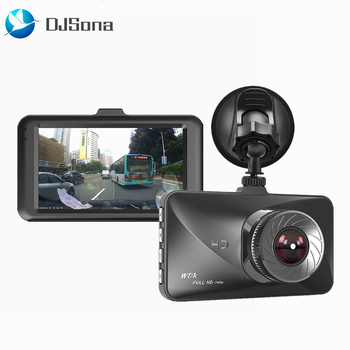 Night Seeing Mini Car Recorder 1080P Loop Recording DVR Camcorder Video Recorder Camcorder Definition & Ultra Webcam DVR image