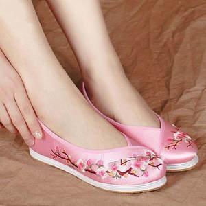 472575ba580b LISM Slip On Flat Ballet Womens Boat Shoes White Black