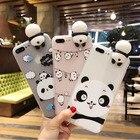 YSW 3D Cute Panda Ca...