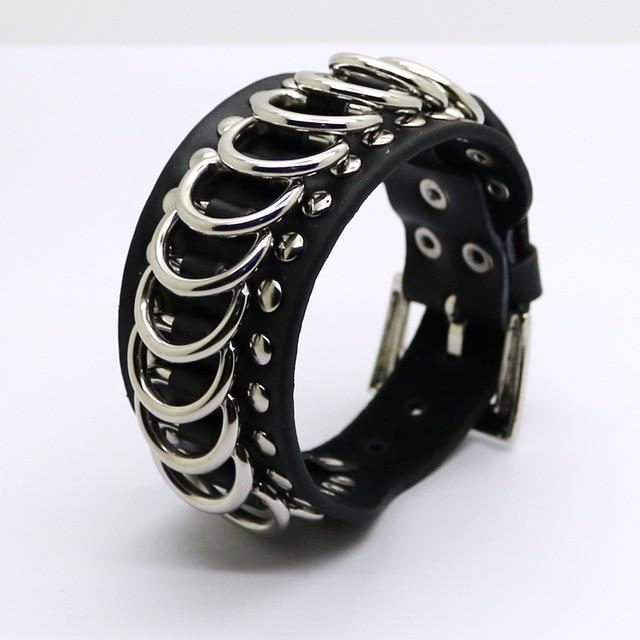 Фото 2020 ретро ювелирные изделия оптом кожаные браслеты новая мужская цена
