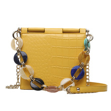 HOT Multicolor 2019 Spring Luxury Pu Leather Handbags Women Flap Designer Crossbody Bags High Quality