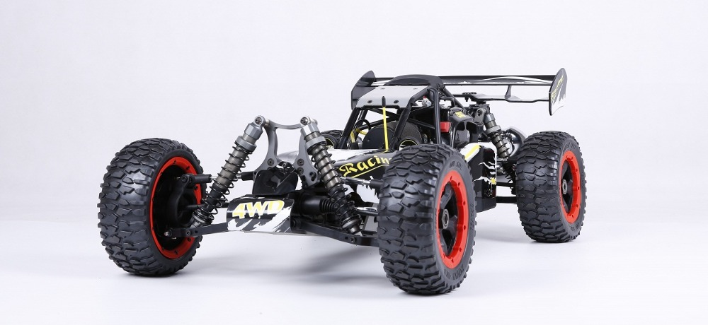 NEW 1/5 Scale Baja 4WD Gas Baja Buggy RTR 30.5cc Baja 5B 2017 new style 1 5 rovan 1 5 2wd baja 5b 320c gas baja buggy 32cc engine rtr high performance