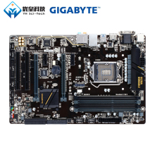 Original Used Desktop Motherboard Gigabyte GA-Z170-HD3 DDR3 Z170 LGA 1151 Core i7 i5 i3 DDR3 64G SATA3 USB3.0 VGA HDMI DVI ATX original motherboard for msi z77a g43 lga 1155 ddr3 for i3 i5 i7 cpu 32gb usb3 0 sata3 z77 desktop motherboard free shipping