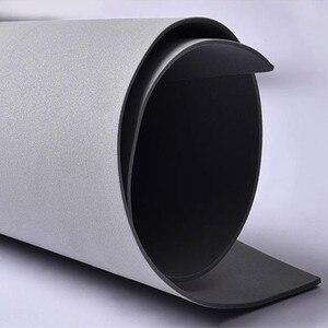 Image 2 - Hojas de espuma Eva de 50x200cm, color gris, láminas de goma eva para manualidades, hoja de perforación fácil de cortar, material de cosplay hecho a mano