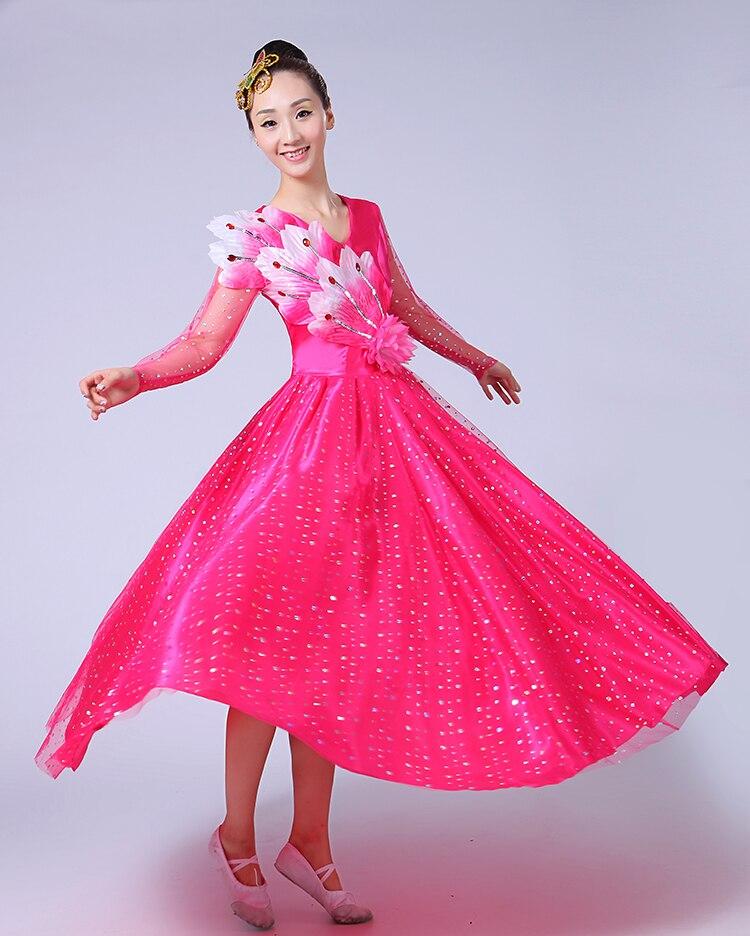 Народные платья сценические