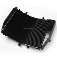 Radiator Cooler For Honda CBR600RR CBR 600 RR 2007 2011 Black
