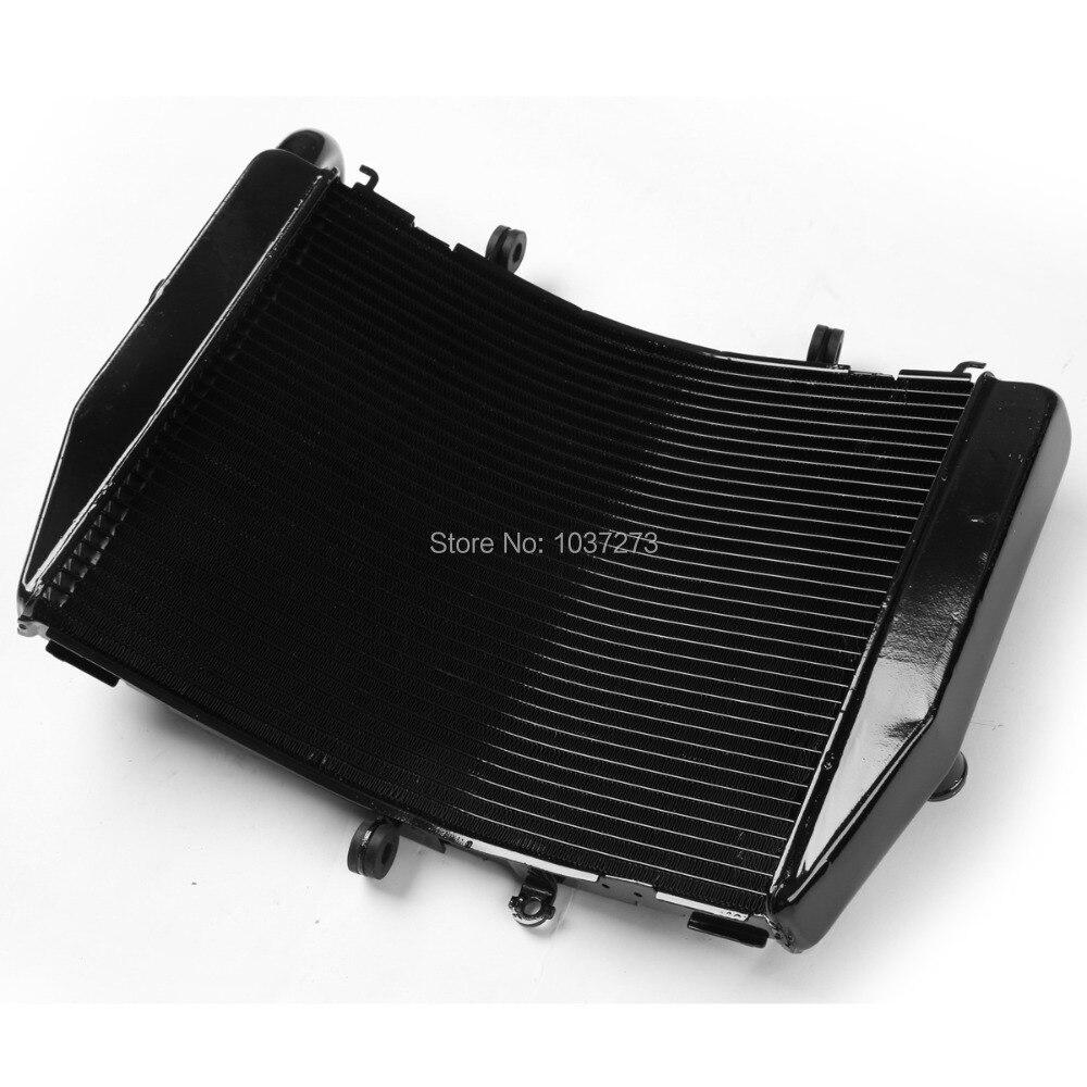 Radiator Cooler For Honda CBR600RR CBR 600 RR 2007 2011 Black