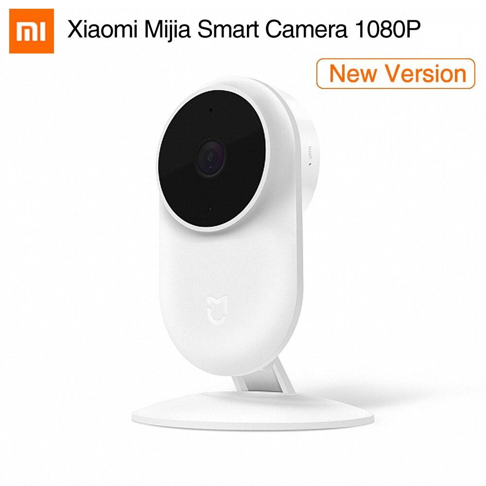Original Xiaomi Mijia Smart Camera 1080 P Atualização Versão Sem Fio do bebê Monitorar 10 m Hierárquica de Visão Noturna IP Câmera de Detecção de