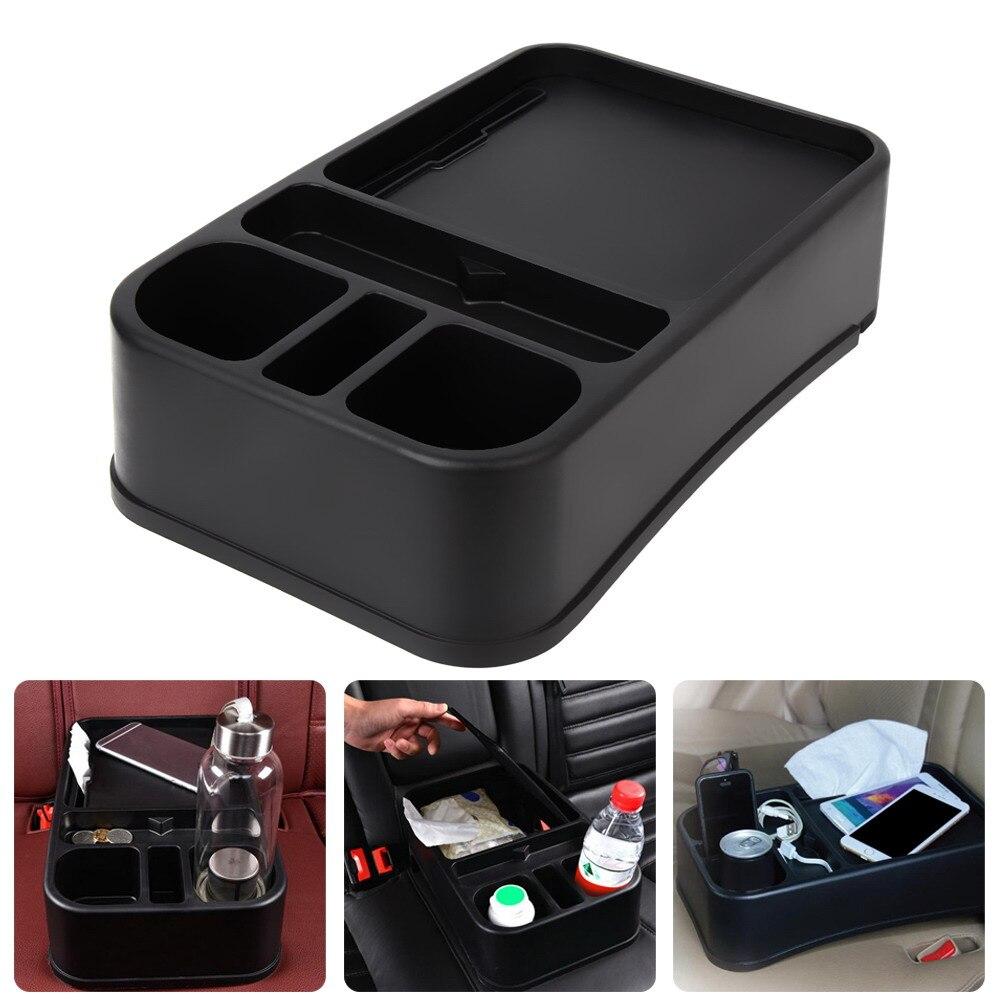 Car shelf auto supplies multifunction car seat side for 1 box auto