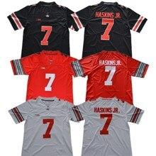 042c23197 Men s Ohio State Buckeyes Dwayne Haskins Jr. 7 College Football Jerseys -  White Red Black