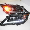 For Toyota for Camry  LED Head Lights Head lamp front light  2012-2013 year for LEXUS style with DRL  GD