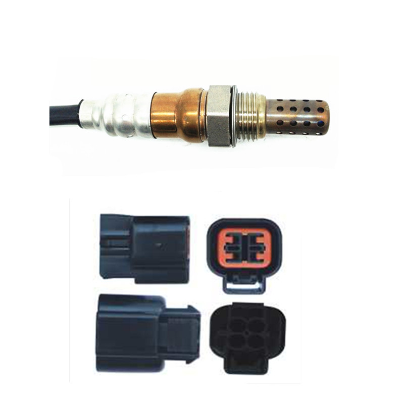 Lower Oxygen Sensor for Hyundai TUCSON 2.0L 2004 up Engine Code G4GC OE:OZA107KH2 OZA107-KH2 4-Wire Rear Lambda Probe O2 Sensor