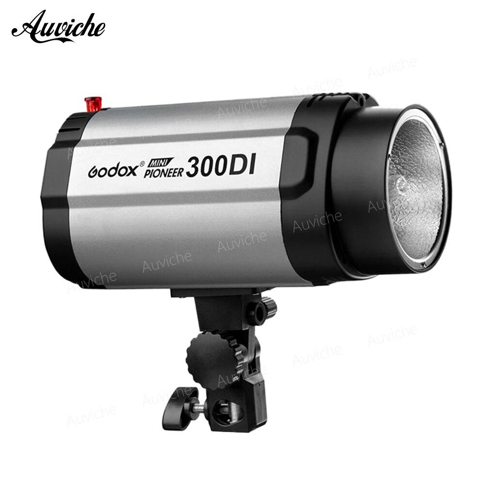 Godox 300Ws Photographic Lighting Mini Studio Flash 300DI 300Ws for Photo Studio Accessories (300WS Small Studio Photog)