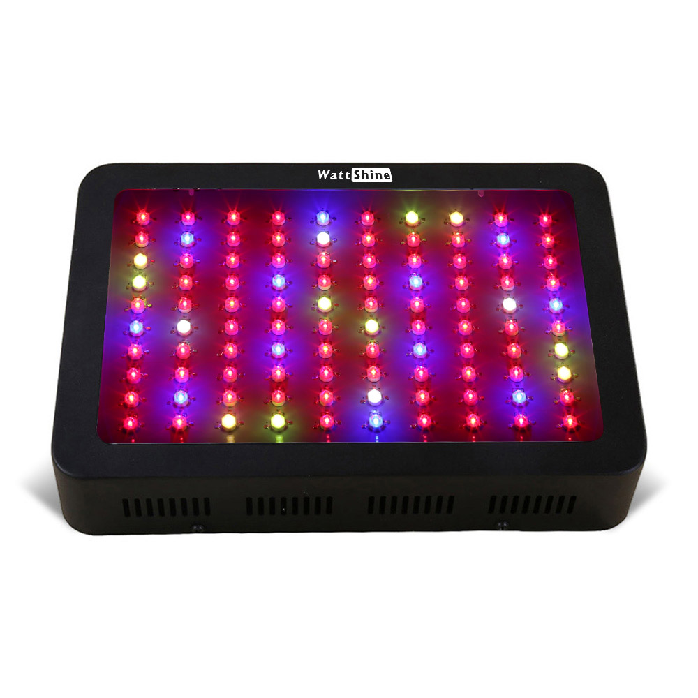 Big promotion supply  decoration LED light 300W grow box led plant red 660nm for plants