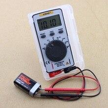 Новый AAA Качество AN101 Карманный Цифровой Мультиметр Подсветка AC/DC Автоматический Портативный Метр