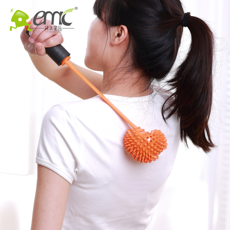 Cervical spine massager back rubs tapping hammer meridian massage stick beat bodybuilding and stay healthy tapping massage stick hammer meridian health care taken to knock back rubs the leg massager body stress relax tool care