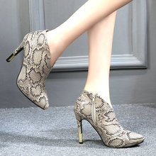 boots for women hot sale sexy high heels pointed toe laides shoes of bottines femme 2018 nouveau fashion women ankle boots shoes цена 2017
