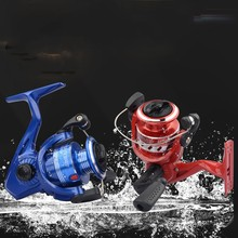 цена на Lixada 12+1 BB Fishing Reel 5.2:1 GT Right/ Left Hand Spinning Fishing Reel Wheel with Storage Bag Carretes de pesca