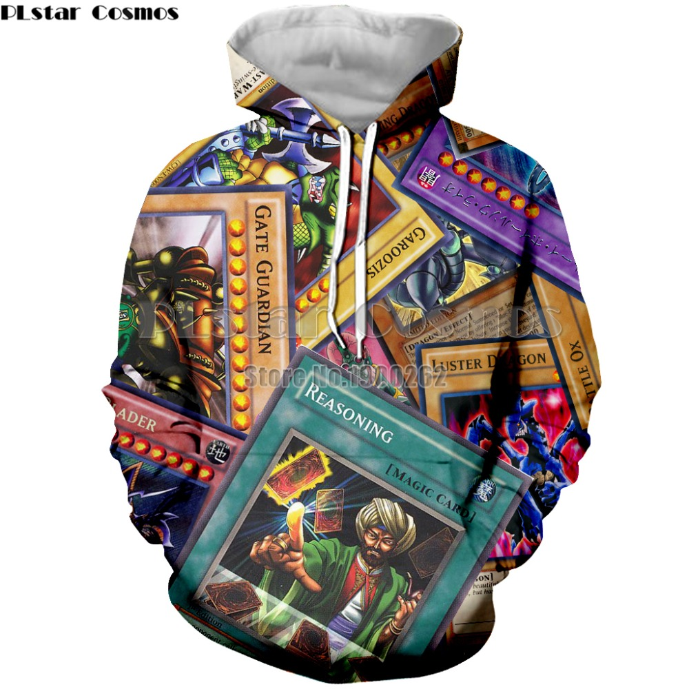 Hoodie Sweatshirts Yugi Muto Aibo Atem 3d Hoodies Coat Pullovers Men Women Outerwear Jacket Hoodie Men's Clothing Buy Cheap Yu-gi-oh
