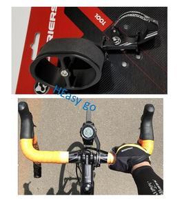 Image 1 - Bike Mount GSP Bracket For Garmin Watch Fenix Foretrex Forerunner 10 405CX 410 50 610 920xt 910xt