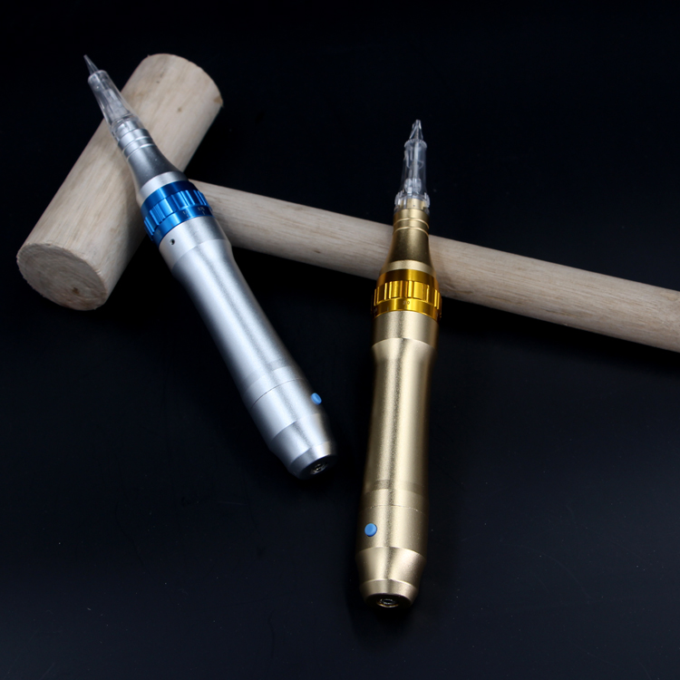 2018 professional makeup tattoo pen machine Permanent Eyebrow Rotary Makeup Machine For Microblading eyebrow tattoo machine pen