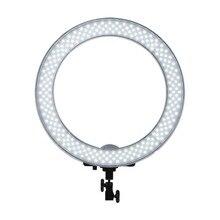 """Meking Foto Câmera de Vídeo 18 """"exterior 55 W 240 PCS LED Ring Light 5500 K Regulável Fotografia Vídeo Anel De Luz para Luz de Preenchimento Câmera"""