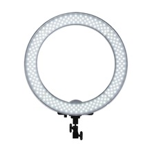 Meking Camera Photo Video 18″ Outer 55W 240PCS LED Ring Light 5500K Dimmable Photography Ring Video Light for Camera Fill Light