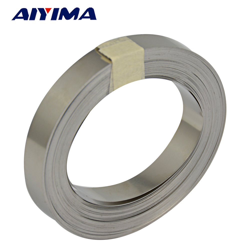 10M 10mmX0.15T Pure Ni plate Nickel strip tape for battery welding pack assembly 1pc 10m ni plate nickel strip tape for li 18650 26650 battery spot welding 0 1mm thick