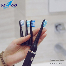 Sonic Electric Toothbrush escova de dente Portable Usb Rechargeable Travel Brush Adult Teeth Whitening New Arrival SG515 seago