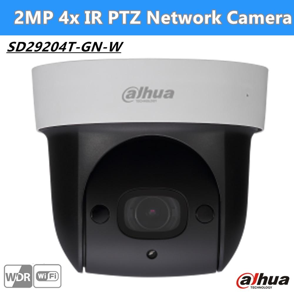 Dahua SD29204T GN W 2Mp Mini IR PTZ WIFI IP Speed Dome New Version English Firmware