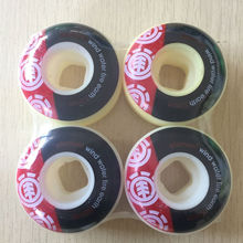 New arrived 101A 51&52&53mm USA Element and others Brand SKATEBOARD WHEELS stock wheels for special offer with good price