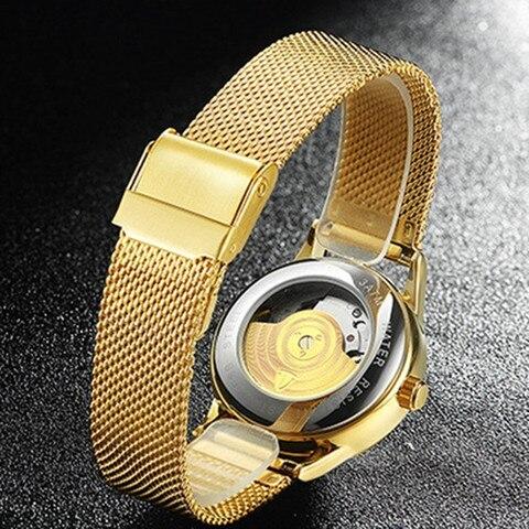 Luxury Brand TEVISE Women Watches Automatic Mechanical Bracelet Watch Ladies Waterproof Steel Dress wrist watches for women Multan