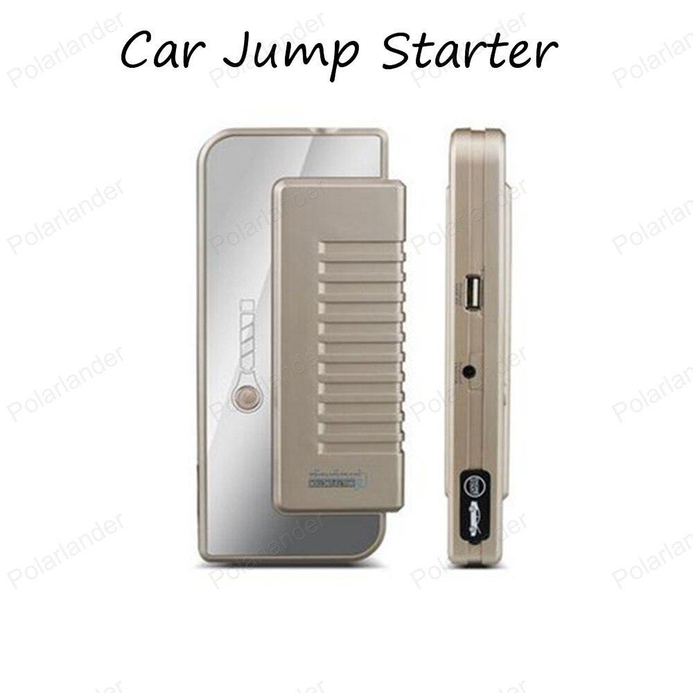 2016 nouveau chargeur de batterie de secours Portable Mini démarreur de saut de voiture haute capacité pour essence Diesel courant de pointe + SOS