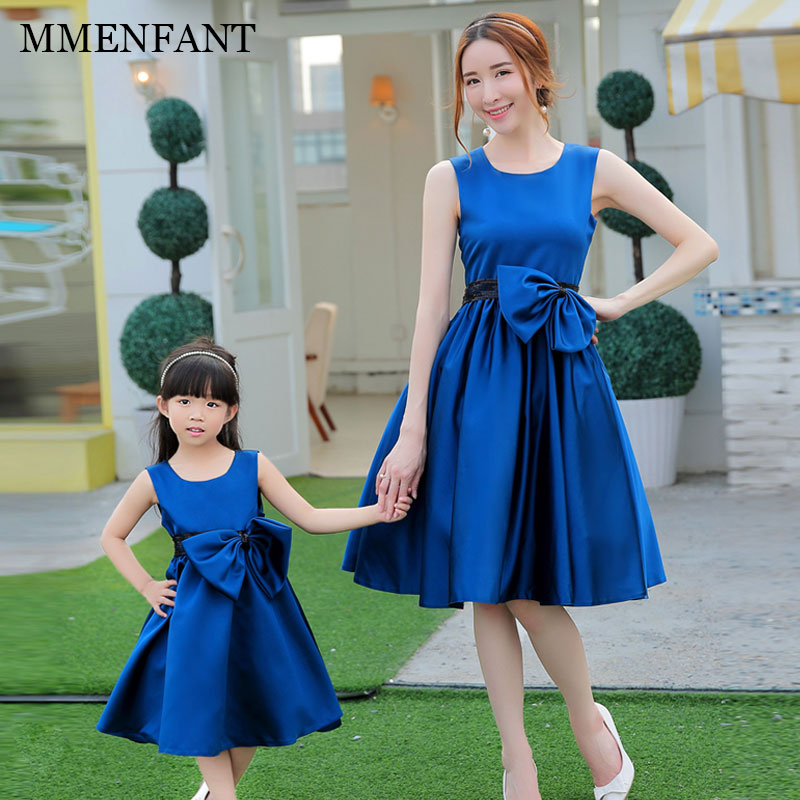 Birthday Outfit For Mom: New Arrival 2018 Mother Daughter Dresses Baby Girls